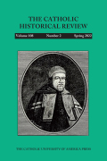 <italic>Conciliarism and Papalism</italic> ed. by J. H. Burns and Thomas M. Izbicki (review)
