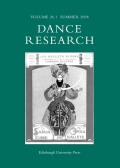 Dance Research