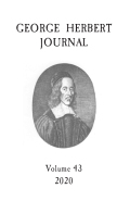 George Herbert Journal
