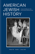 <i>Evangelizing the Chosen People: Missions to the Jews in America 1880-2000</i> (review)