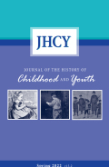 The Journal of the History of Childhood and Youth