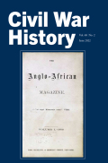 <i>The Imagined Civil War: Popular Literature of the North & South, 1861–1865</i> (review)