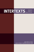 Intertexts cover