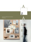 Azalea: Journal of Korean Literature & Culture