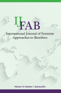 IJFAB: International Journal of Feminist Approaches to Bioethics