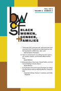 Black Women, Gender & Families