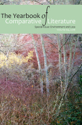 The Yearbook of Comparative Literature cover