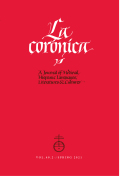 La corónica: A Journal of Medieval Hispanic Languages, Literatures, and Cultures