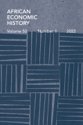 African Economic History cover