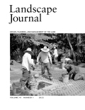 Landscape Journal: design, planning, and management of the land
