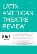 Latin American Theatre Review