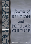Journal of Religion and Popular Culture