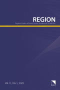 Region: Regional Studies of Russia, Eastern Europe, and Central Asia
