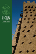 Islamic Africa cover