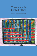 Theoretical & Applied Ethics