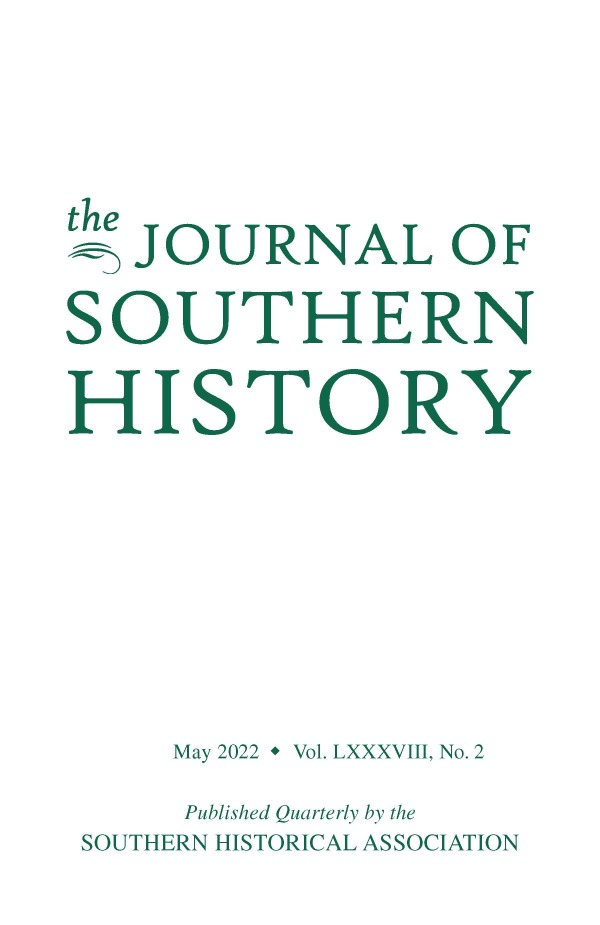 Project MUSE - Journal of Southern History - 웹