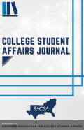 College Student Affairs Journal cover
