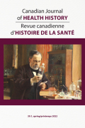 Canadian Bulletin of Medical History