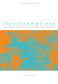 Transformations: The Journal of Inclusive Scholarship and Pedagogy cover