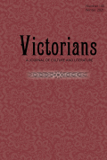Victorians: A Journal of Culture and Literature