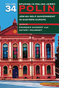 Polin Studies in Polish Jewry