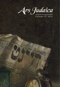 Ars Judaica The Bar Ilan Journal of Jewish Art