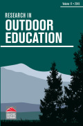 Research in Outdoor Education cover