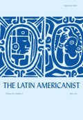 The Latin Americanist