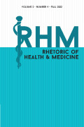 Rhetoric of Health & Medicine