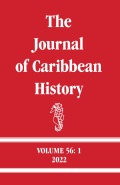 Journal of Caribbean History