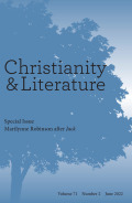 Christianity & Literature