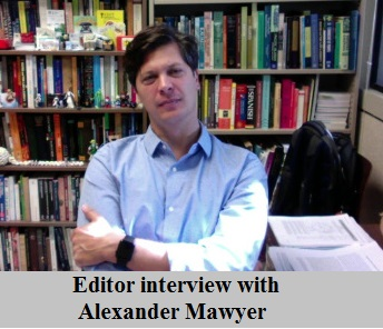 Editor Interview with Alexander Mawyer