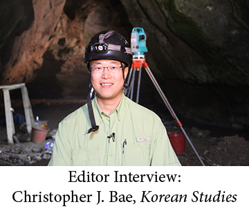 Editor Interview: Christopher J. Bae