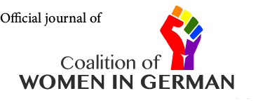 Journal of the Coalition of Women in German