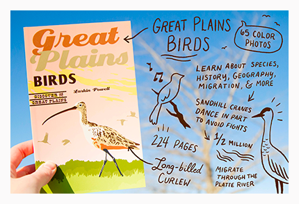 Link to purchase Great Plains Birds