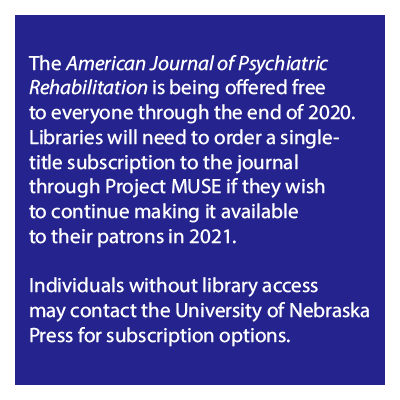 Text describing terms of free access to AJPR