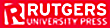 Rutgers University Press colophon