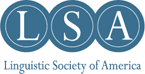 Linguistic Society of America colophon